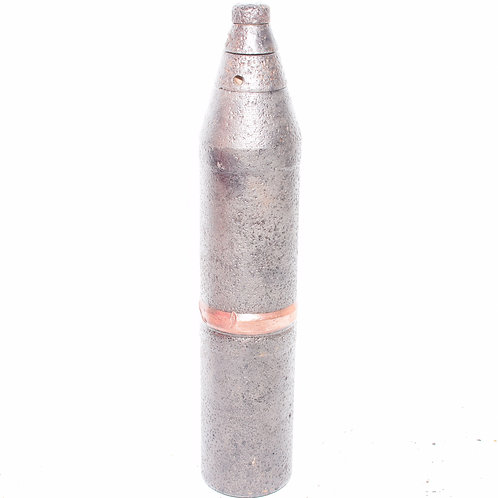 RARE Russian WW2 57mm Zis-2 HE Projectile