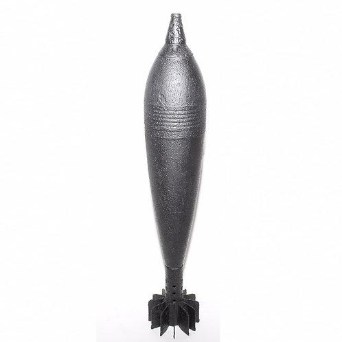 Russian WW2 12cm M1938 (12 cm Granatwerfer 378(r)) Shell
