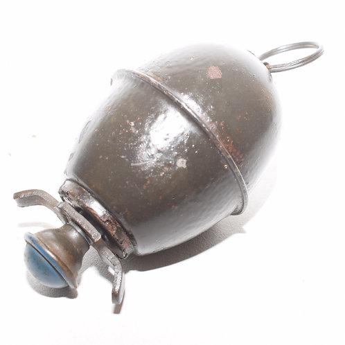 OUTSTANDING Late-War German WW2 M39 Egg Grenade