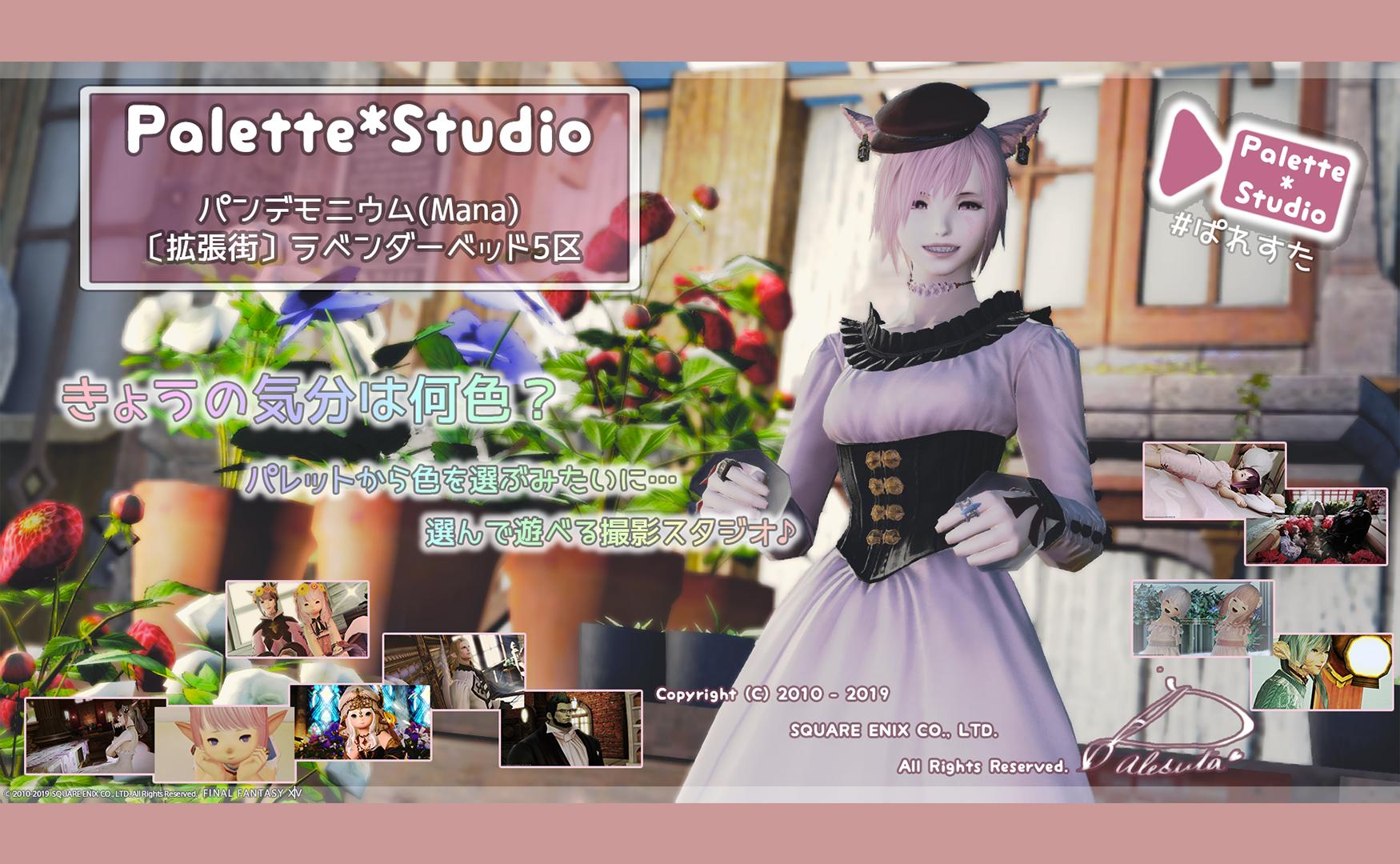 Palette Studio