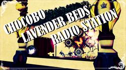 CHOCOBO LAVENDER BEDS RADIO STATION