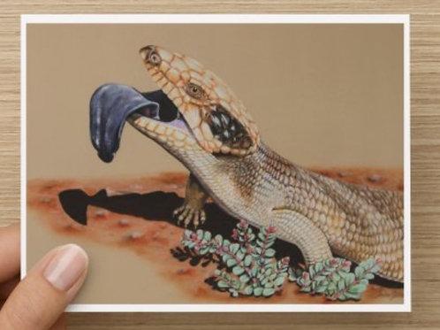 Blue Tongue Gift Card