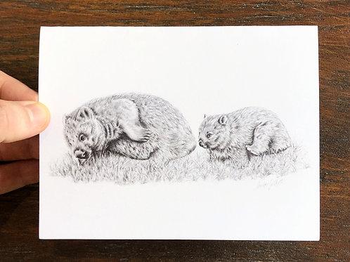 Wombat Gift Card