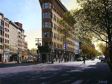 Gastown, Vancouver (SOLD)