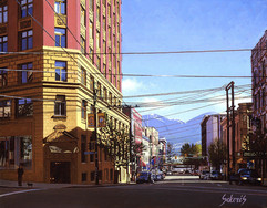 Cambie Street, Vancouver (SOLD)