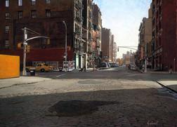 Lafayette Street, New York (SOLD)