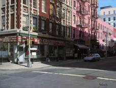 Prince Street, New York (SOLD)