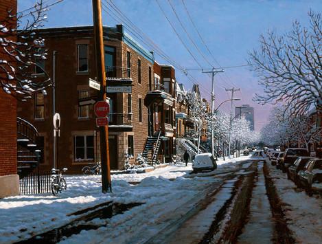 Rue Napoleon, Montreal (SOLD)