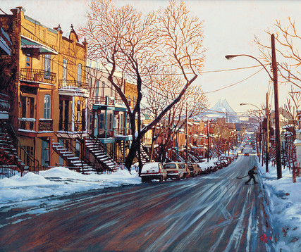 Pont Jaques Cartier, Montreal (SOLD)