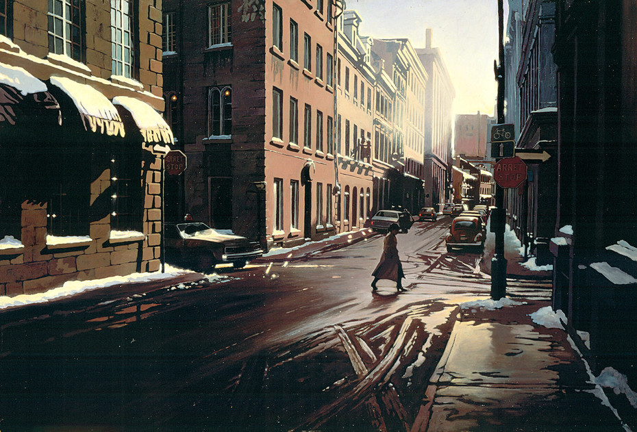 Old Montreal (SOLD)