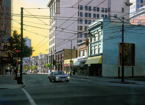 Pender Street, Vancouver (SOLD)