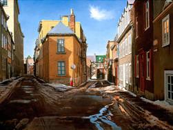 Rue De Laval, Quebec (SOLD)