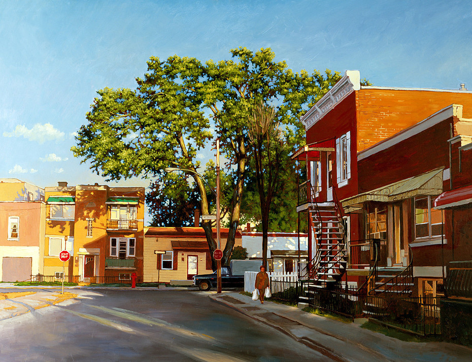 Rue Dufour, Montreal (SOLD)