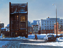 Brasserie, Montreal (SOLD)