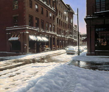 Vieux Montreal (SOLD)