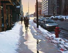 Sherbrooke Street, Montreal (SOLD)