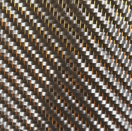 Mirage Carbon Fiber - BRONZE - 2x2 Twill - (3k) - 8.6oz
