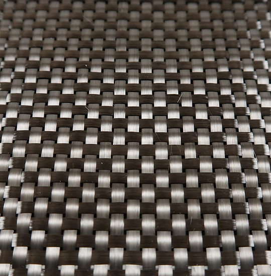 Carbon Fiber - Plain Weave - (6k) - 8.9oz.