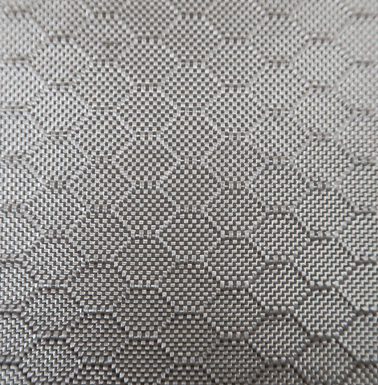 Aluminized Fiberglass - SILVER - Micro Honeycomb - 6.9oz