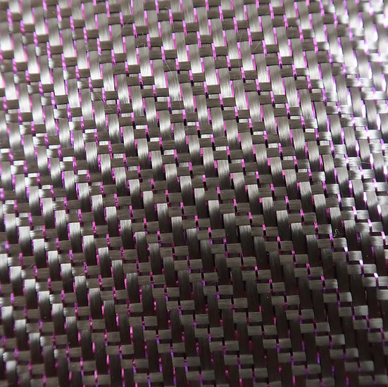 Reflections Carbon Fiber - PURPLE - 2x2 Twill - (3k) - 5.9oz