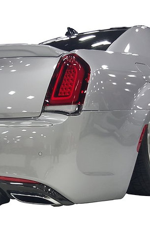 2015-2020 Chrysler 300S Rear Diffuser