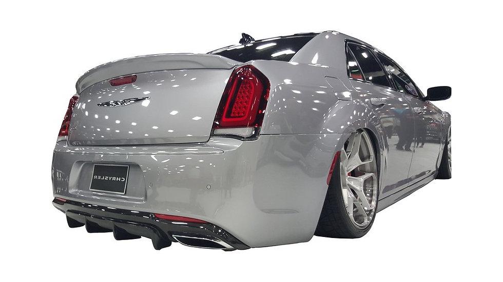2015-2020 Chrysler 300S Rear Diffuser