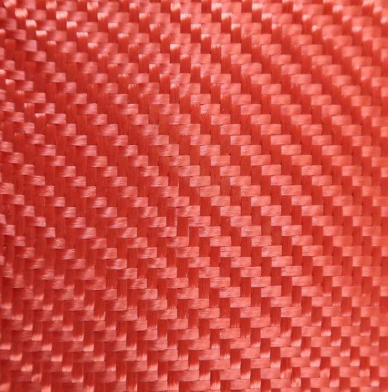 Kevlar - RED - 2x2 Twill - (1580d) - 6.2oz
