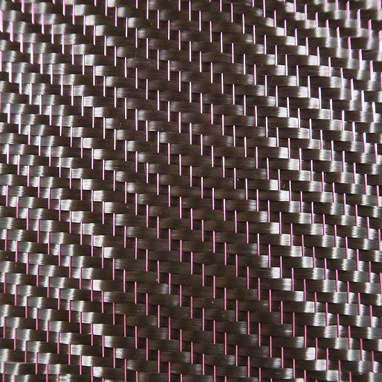 Mirage Carbon Fiber - HOT PINK - 2x2 Twill - (3k) - 8.6oz