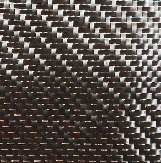 Reflections Carbon Fiber - SILVER - 2x2 Twill - (3k) - 5.9oz