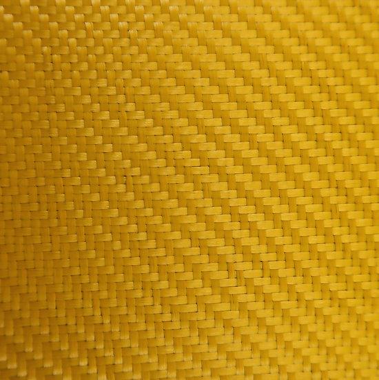Aluminized Fiberglass - GOLD (Back) - 2x2 Twill - (3k) - 9.14oz