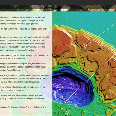 Terrabotics' Minotor™ Solution Featured in the BBC News!