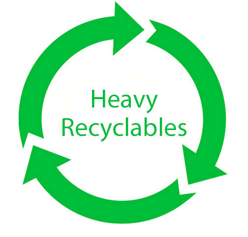 Heavy Recyclables (1-3 Days)