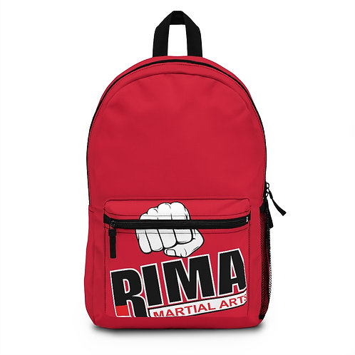 RIMA Backpack Red