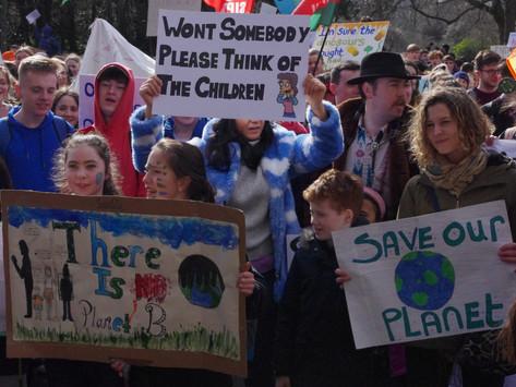 Climate Change Protest - What happens next?