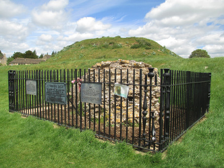 The History of Fotheringhay Castle