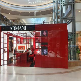 ARMANI - חנות למוצרי טיפוח הראשונה בישראל
