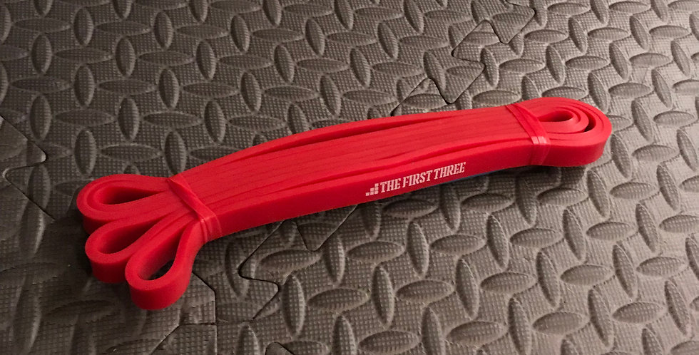 TFT Mobility Band | Red |Small