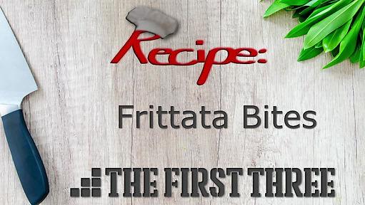 Frittata Bites recipe