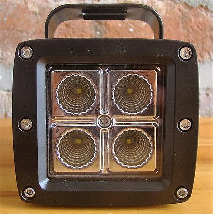 Farol Auxiliar LED 16W (par)