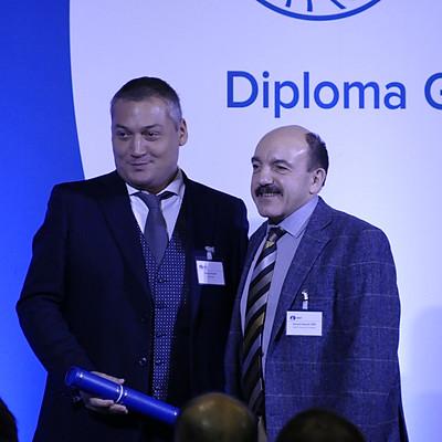 WSET Diploma Graduation