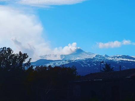 Arrivederci, Etna!