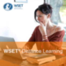 WSET distance learning