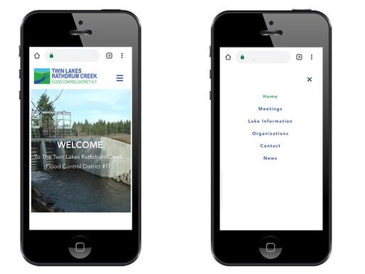 New District Website!