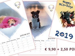 BCD Kalender 2019