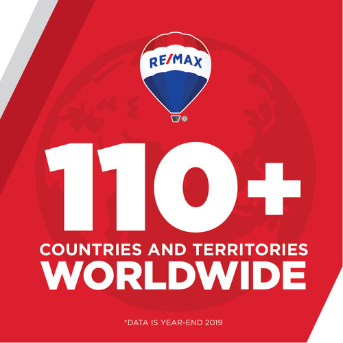 110+ pays remax