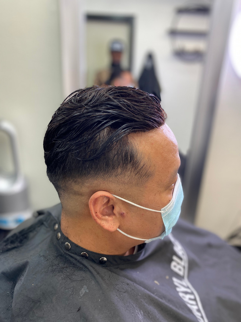 Hair unit Straight