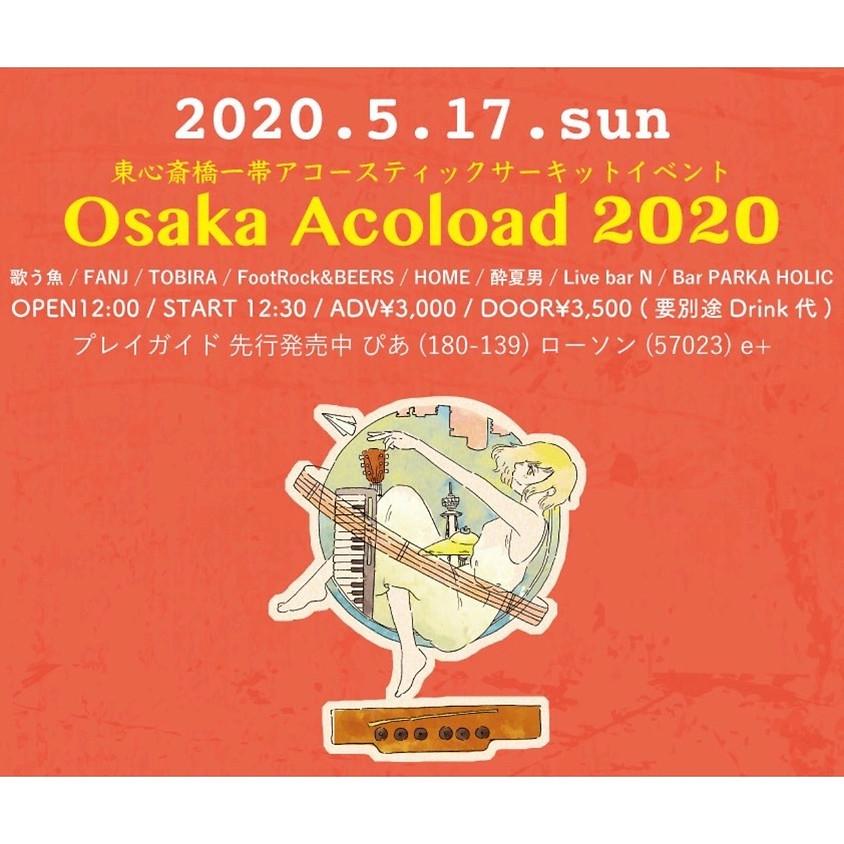 Osaka Acoload2020