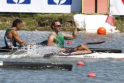 Bicampeão Olímpico Akos Vereckei