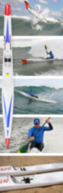 Surfski Epic SLS10 Performance