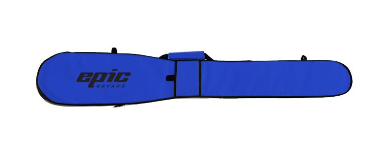 Capa Azul Almofadada